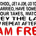 I am free by masterchef-fr