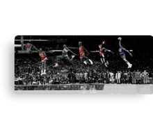 NBA oldskool dunks Canvas Print