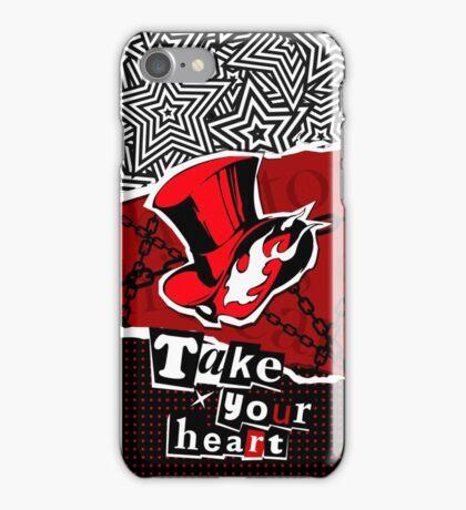 Phantom Thieves of Hearts iPhone Case/Skin