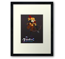 Towerfall Ascension - Turncloak Soldier Framed Print