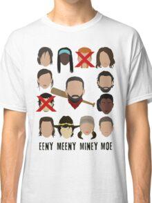 Negan - Eeny Many Moe Classic T-Shirt
