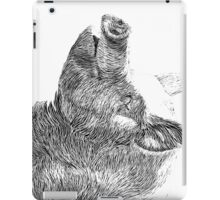 Pigs in Zen iPad Case/Skin