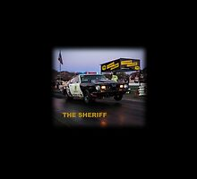 The Sheriff #3 by don thomas