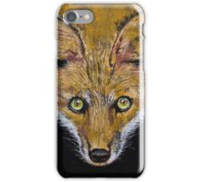 Clever Fox iPhone Case/Skin