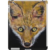 Clever Fox iPad Case/Skin