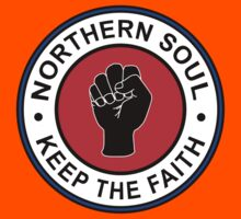 Northern Soul Kids Clothes
