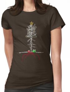 American Horror Story My Roanoke Nightmare Christmas Xmas Womens Fitted T-Shirt