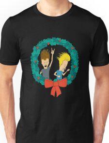 Beavis & Butthead christmas Unisex T-Shirt