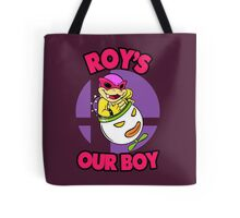 Roy's our boy! Tote Bag