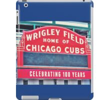 Home of the Cubs iPad Case/Skin