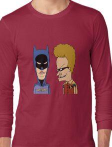 Beavis & Butthead cosplay 3 Long Sleeve T-Shirt