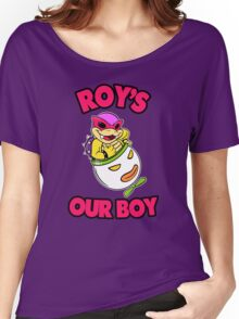 Roy's our boy! Women's Relaxed Fit T-Shirt