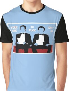 Brennan & Dale FK ST UP Graphic T-Shirt