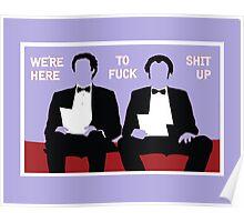 Brennan & Dale FK ST UP Poster
