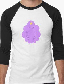 Lumpy Space Princess Men's Baseball ¾ T-Shirt