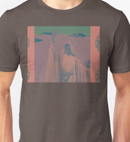 Lawrence Of Arabia Print Unisex T-Shirt