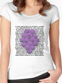 MEMBER BERRIES SOUTH PARK Women's Fitted Scoop T-Shirt