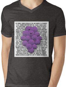 MEMBER BERRIES SOUTH PARK Mens V-Neck T-Shirt