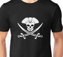 """Jack """"Calico"""" Rackham's Jolly Roger Unisex T-Shirt"""