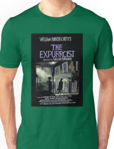 The Expurrcist - The scariest film of all time. Unisex T-Shirt