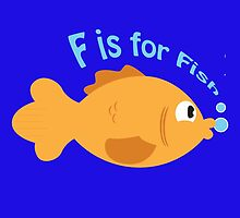 F is for fish by Eggtooth