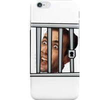 Nicolas Cage - All Caged Up! iPhone Case/Skin
