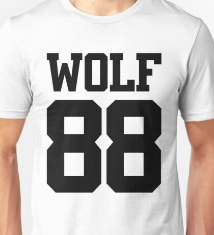 Exo Wolf 88 Unisex T-Shirt