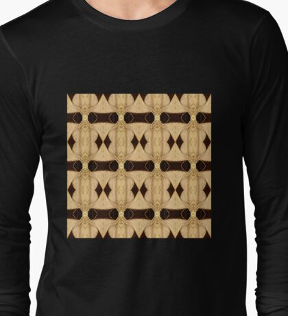 Palms - Solar Etched Design  Long Sleeve T-Shirt