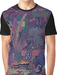 GLASS ANIMALS // ZABA Graphic T-Shirt