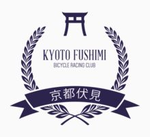 Kyoto Fushimi Bicycle Racing Club T-Shirt