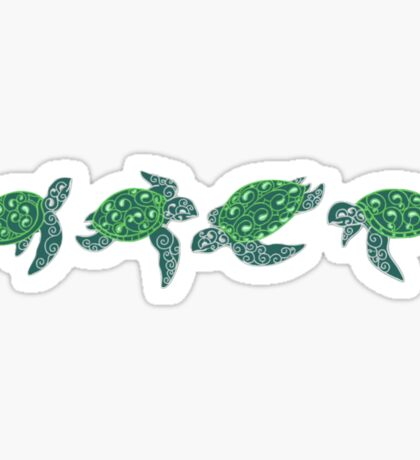 Turtles Sticker