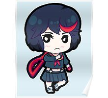 Ryuko Matoi (Kill La Kill) Poster