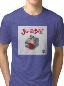 JUJU ON THAT BEAT Tri-blend T-Shirt