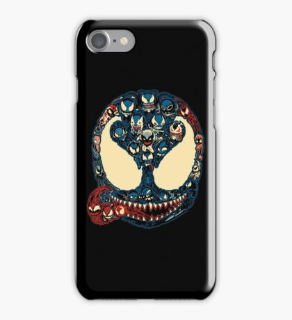 Marvelous Lil Symbiotes iPhone Case/Skin