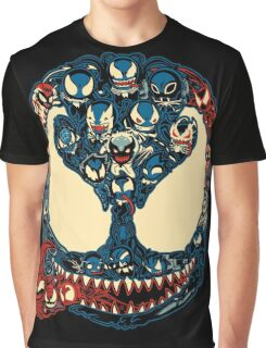 Marvelous Lil Symbiotes Graphic T-Shirt