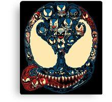 Marvelous Lil Symbiotes Canvas Print