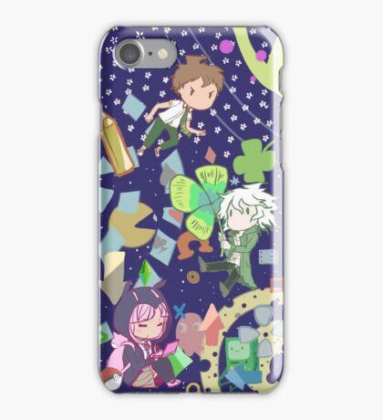 Dangan ronpa chibi phone case iPhone Case/Skin