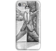 Harry Worth reflecting iPhone Case/Skin