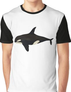 Killer whale Graphic T-Shirt