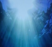 DEEP BLUE (The Reef) by leethompson