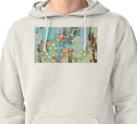 Cantaloupe & Kale Pullover Hoodie