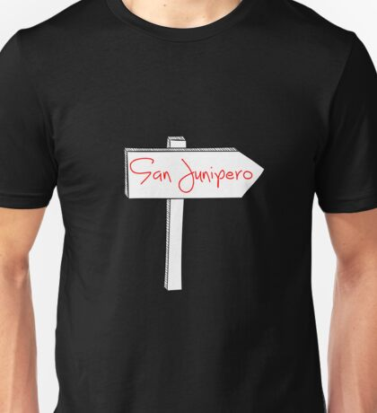 San Jupinero - Black Mirror Unisex T-Shirt