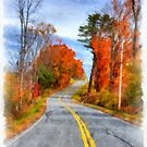 Country Road Take Me Home by Edward Fielding