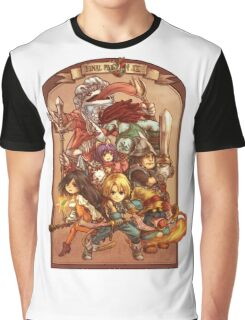 FFIX - Tribute Graphic T-Shirt
