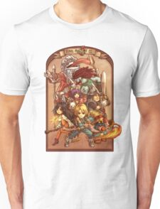 FFIX - Tribute Unisex T-Shirt