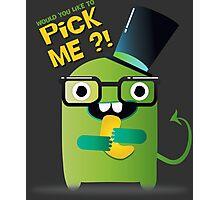 Pick Me Photographic Print