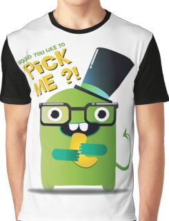 Pick Me Graphic T-Shirt