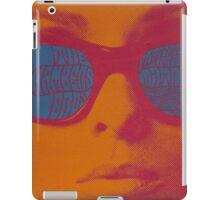Retro vision iPad Case/Skin