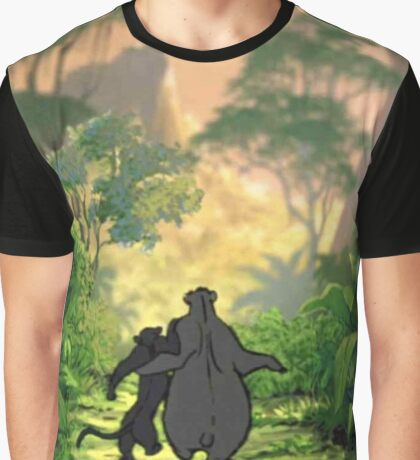 The Jungle Book Graphic T-Shirt