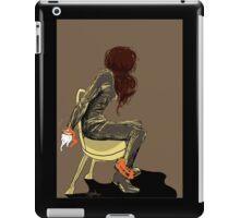 Lt. Duval iPad Case/Skin